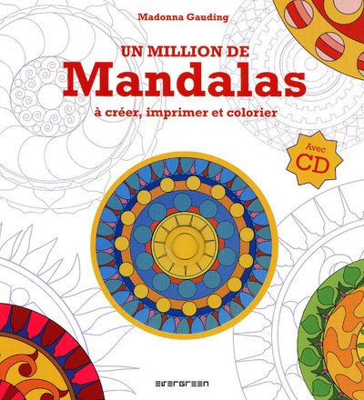 9783836517171: Un million de mandalas