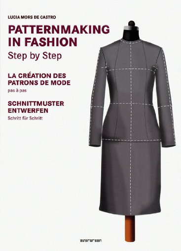 9783836517218: Patternmaking in Fashion