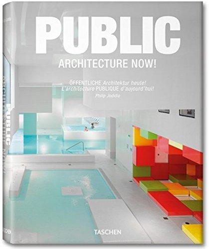 9783836517324: Public architecture now -trilingue