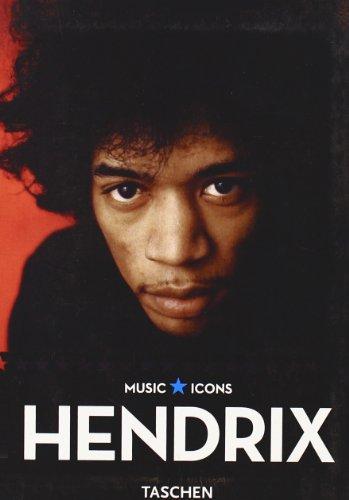 9783836517553: Hendrix. Ediz. italiana, spagnola e portoghese
