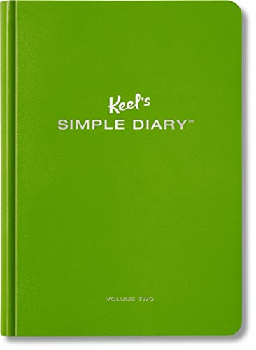 Keel's Simple Diary Volume Two (Olive Green): Philipp Keel
