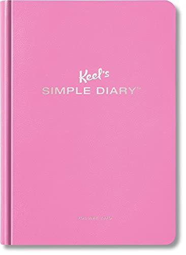 9783836517980: Keel's Simple Diary Volume Two (pink): 2