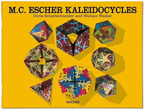 9783836518888: M.C. Escher Kaleidocycles