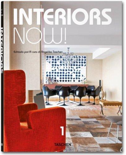 9783836519526: Interiors now 1. Edicion en espanol - italiano - portugues
