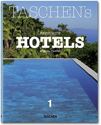 9783836519700: Taschens favourite hôtels-trilingue: 1