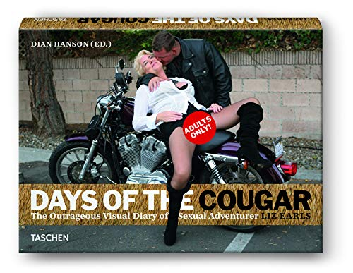 9783836519809: Days of the cougar. Ediz. italiana, spagnola e portoghese