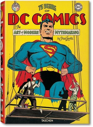 75 Years Of DC Comics: The Art: Levitz, Paul
