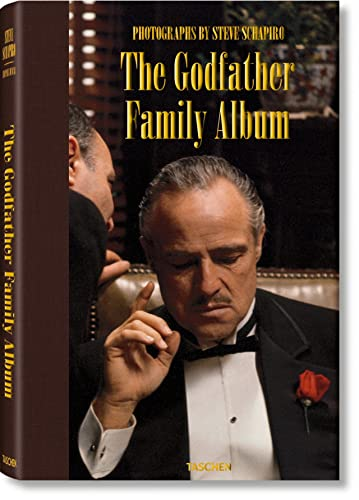 9783836519953: The Godfather Family Album (Jumbo)