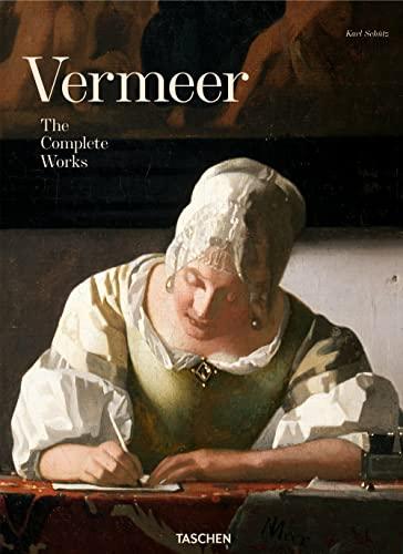 9783836520423: Vermeer. L'opera completa. Ediz. illustrata (Extra large)