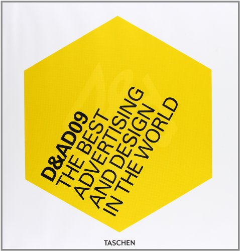 9783836520843: D&AD 2009. The Best Advertising and Design in the World