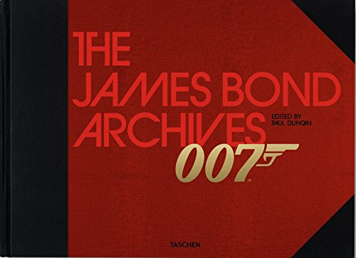 The James Bond Archives- (No film strip