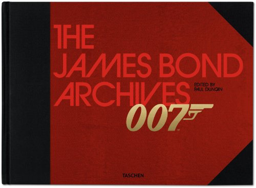 James bond archives: Aa.Vv