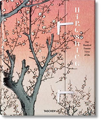 9783836521208: Hiroshige. One Hundred Famous Views of Edo