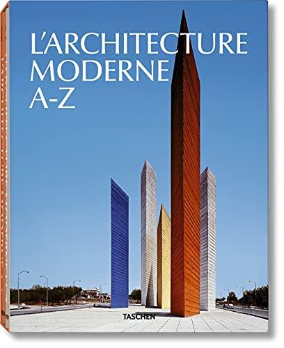L'Architecture moderne A-Z: Taschen,Laszlo