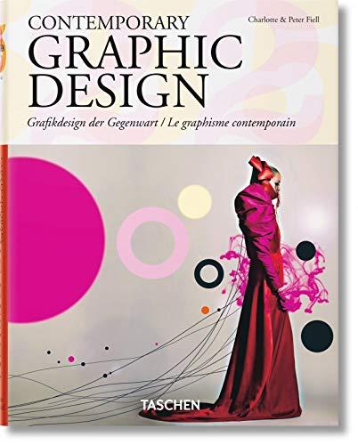 9783836521369: Contemporary Graphic Design : Edition français-anglais-allemand (Taschen 25th Anniversary)