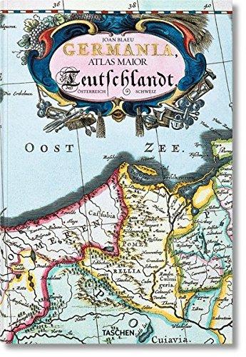 9783836522922: Atlas Maior, Germania