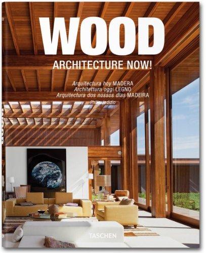 9783836523264: Architecture now! Wood. Ediz. italiana, spagnola e portoghese
