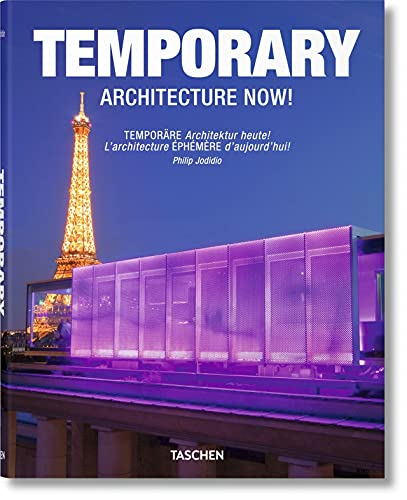 9783836523288: Temporary Architecture Now!