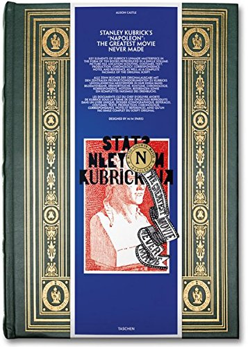 9783836523356: Stanley Kubrick's Napoleon: The Greatest Movie Never Made