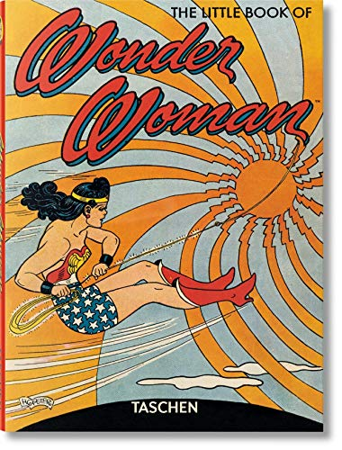 9783836523684: The little book of Wonder Woman (Piccolo)