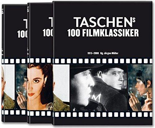 Taschen's 100 Filmklassiker. 2 Bände. Band 1: Müller, Jürgen (Hg.)