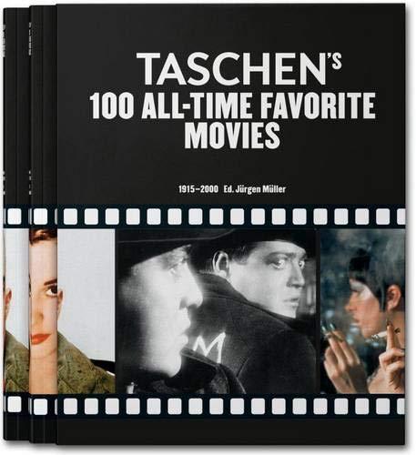 TASCHEN's 100 All-Time Favorite Movies, 2 Vol.