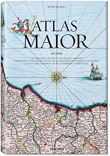 9783836524117: Joan Blaeu: Atlas Maior of 1665