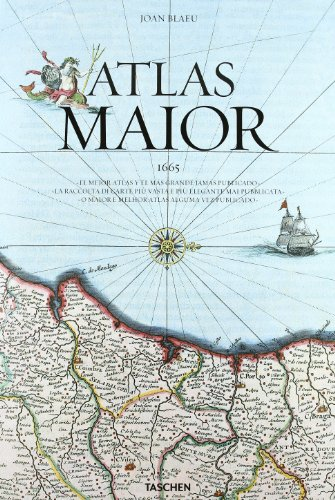9783836524124: Atlas maior of 1665. Ediz. italiana, spagnola e portoghese