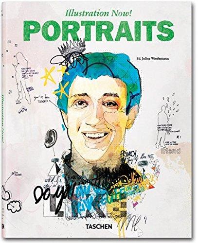 9783836524254: Illustration Now! Portraits
