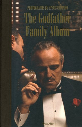 9783836524308: The Godfather Family Album-Anglais