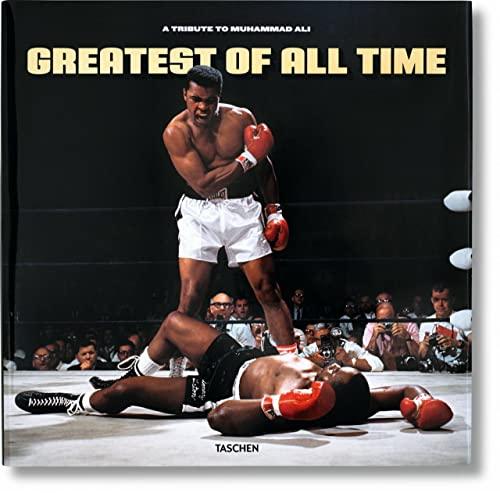 GOAT - Muhammad Ali: GOLDEN BOOKS