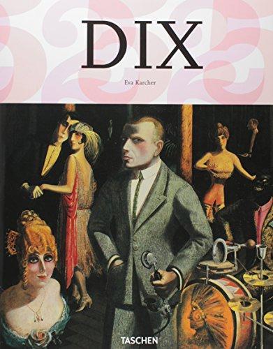 9783836524834: Dix (Taschen 25. Aniversario)