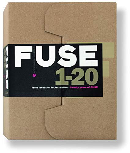 9783836525022: Fuse, Neville Brody. Con poster. Ediz. italiana, spagnola e portoghese