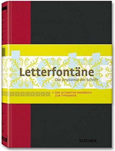 9783836525107: Letterfontäne