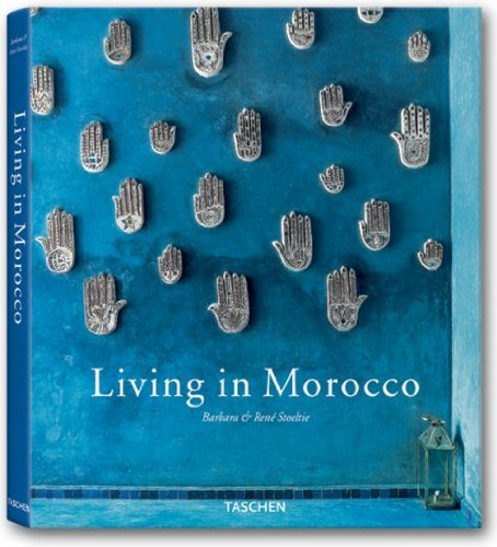 9783836525138: Living in Morocco