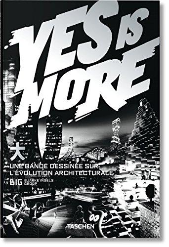 """""""yes is more ; une bande dessinée sur l'évolution architecturale"""""""