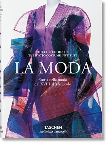 La moda. Storia della moda dal XVIII