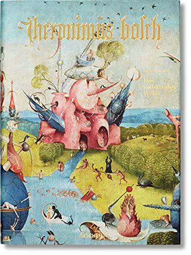 9783836526289: Hieronymus Bosch. Das Vollstandige Werk