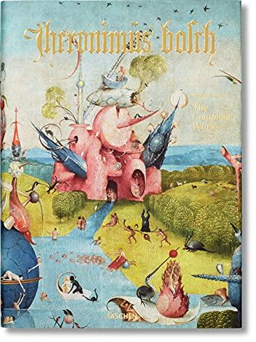 9783836526296: Hieronymus Bosch: Complete Works XL