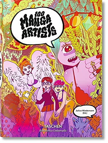 9783836526470: 100 Manga Artists: BU (Bibliotheca Universalis)