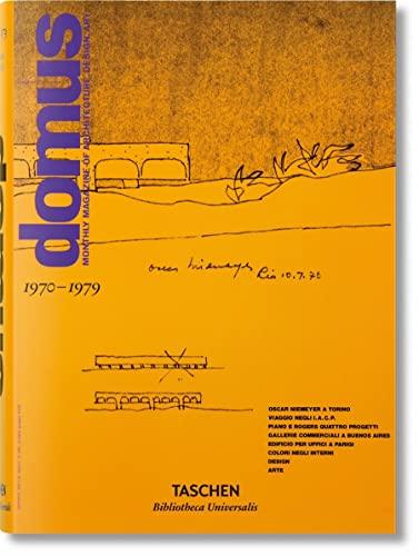 9783836526531: Domus (1970-1979). Ediz. inglese, francese e tedesca: BU