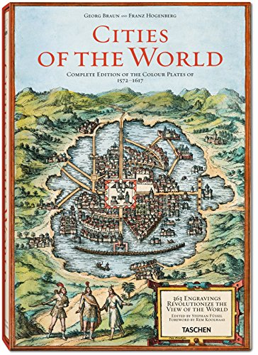 9783836526852: Braun/Hogenberg. Cities of the World (Fantastic Price)