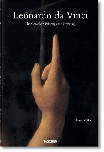 Leonardo Da Vinci: Complete Paintings and Drawings (Hardcover): Frank Zollner