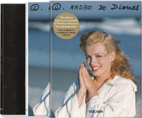 MARILYN: PHOTOGRAPHS; MEMOIRS.: Dienes, Andre de