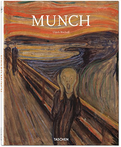 9783836527187: Edvard Munch 1863-1944: Images of Life and Death