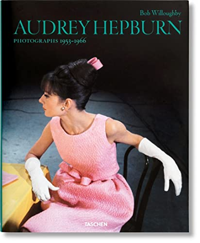 Audrey Hepburn: Photographs 1955-1966