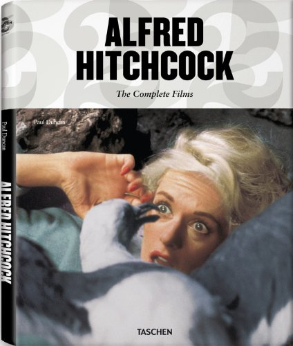 9783836527798: Alfred Hitchcock: The Complete Films