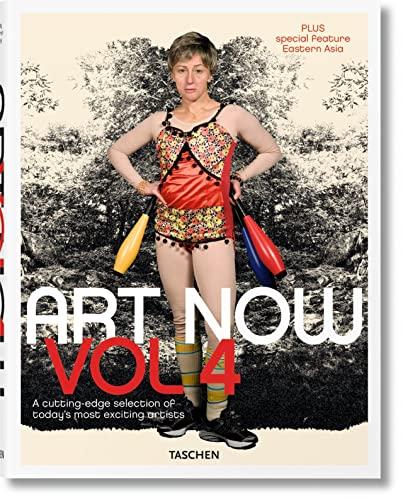 Art Now. Vol 4 [ Volume 4 ] - HOLZWARTH, HANS WERNER.
