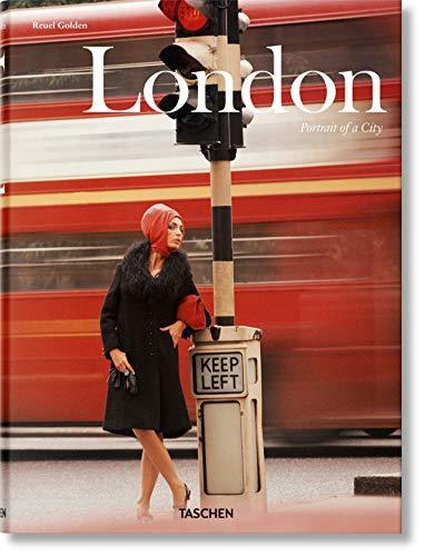 London: Portrait of a City: Barry Miles, Reuel Golden