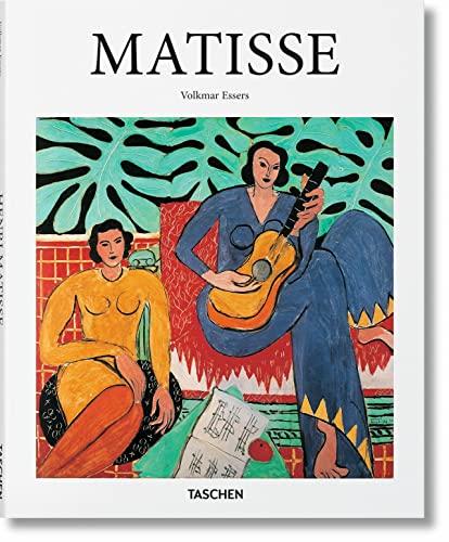 9783836529044: Henri Matisse 1869-1954: Master of Colour